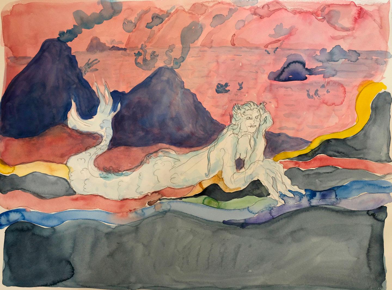 Flaminia Veronesi, Sirena, 2020